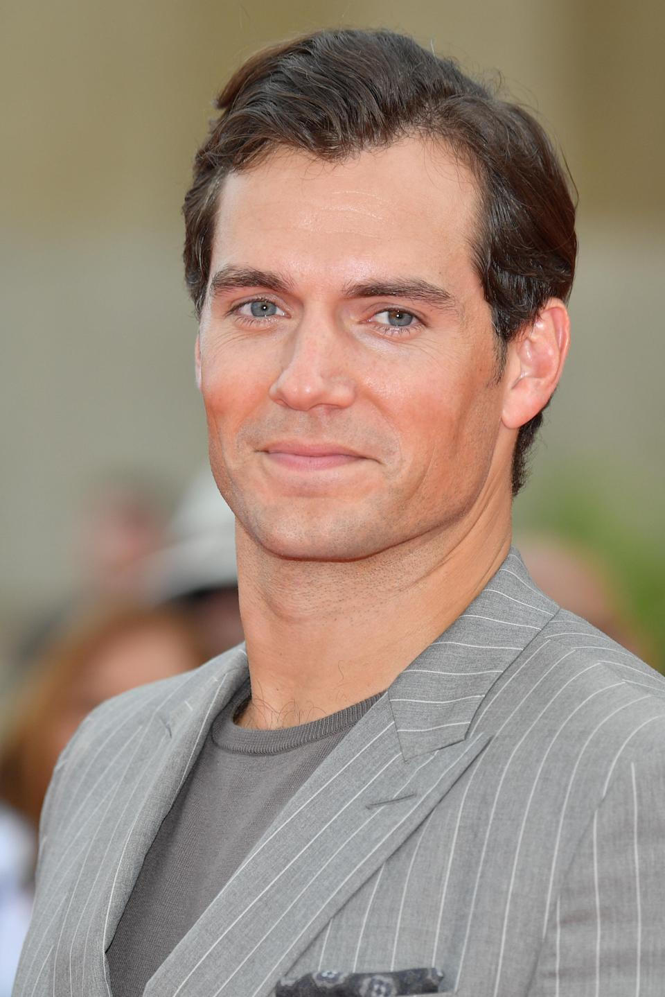 Henry Cavill. Image via Getty Images.