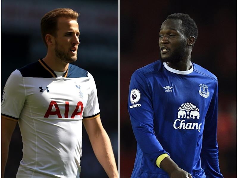Kane and Lukaku have already scored 68 and 83 goals respectfully: Getty