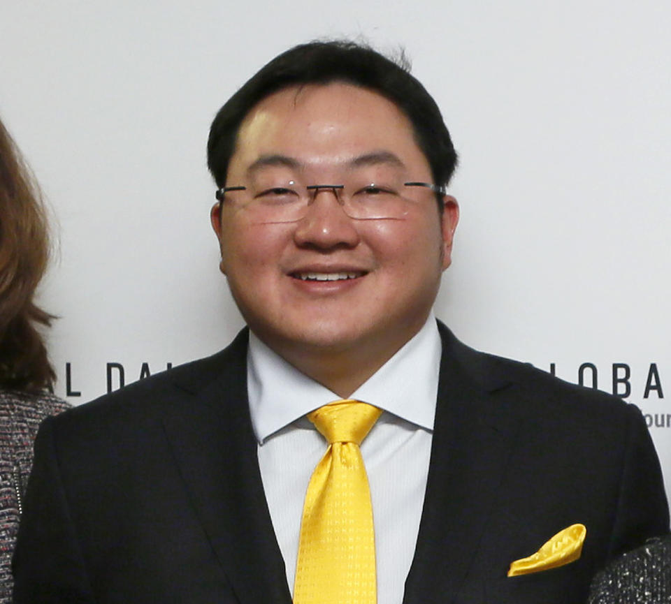 Jho Low in Washington, D.C. on 23 April 2015. (Photo: AP)