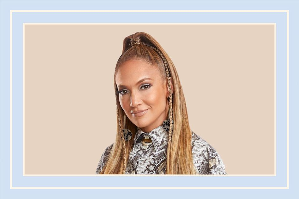 JLo-Approved Full-Body Workout Routine