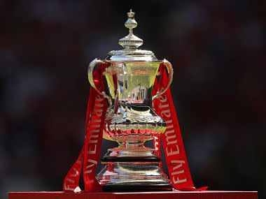 Manchester United and Tottenham will clash in a potentially thrilling FA Cup semi-final, while troubled Chelsea take on Southampton in the other last-four clash at Wembley.