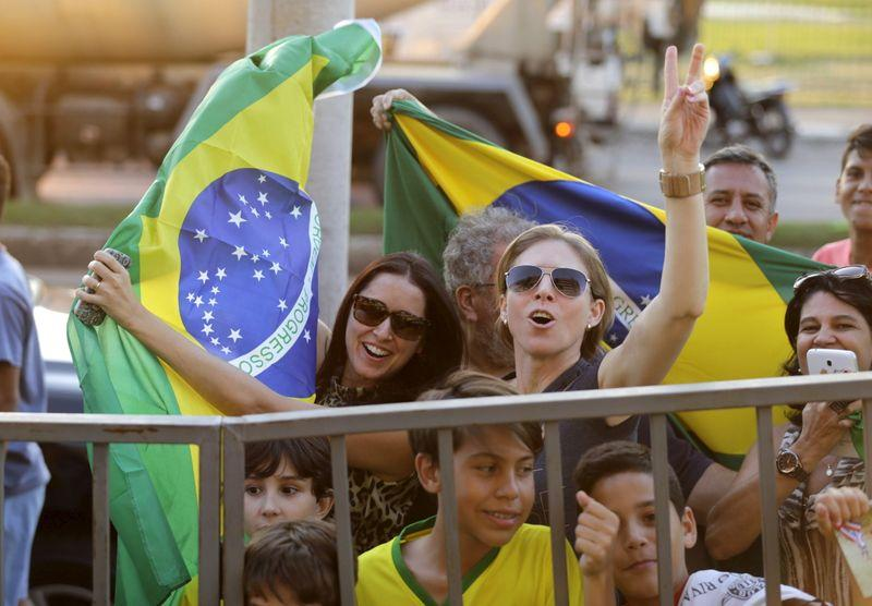 Brazil to allow some fans back into football stadiums