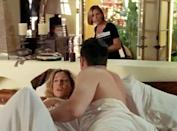 """<p><em>Sex and the City</em>, """"Sex and Another City,"""" 2000, with Sarah Jessica Parker, Chris Noth, and Carrie Fisher. (Photo: Courtesy of HBO)</p>"""