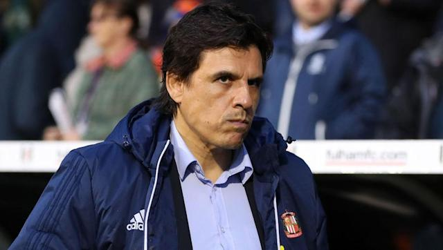 Sunderland have sacked manager Chris Coleman following the north east side's relegation to League One ahead of the club's takeover, the club confirmed on Sunday afternoon. The 47-year-old, hired in November last year following the dismissal of Simon Grayson, watched on from the dugout as a 2-1 home defeat to Burton Albion last weekend confirmed the Black Cats' second successive demotion. Sunderland pre-Coleman this season: 0.625 points per game Sunderland with Coleman this season: 0.83...