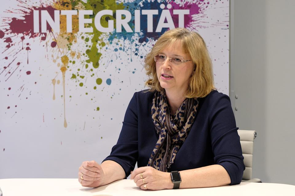 Hiltrud Werner has served as Volkswagen's head of integrity and legal affairs for two years. Photo: Volkswagen Group