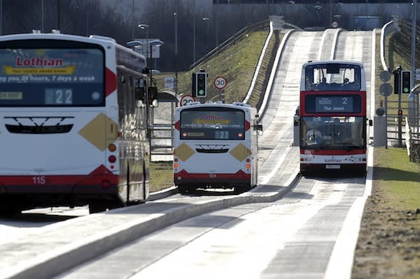 Glaswegians fork out £11,000 in bus lane fines daily