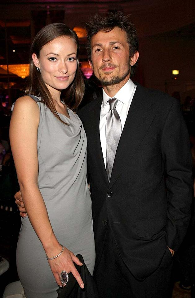 """House"" hottie Olivia Wilde, 27, gave up her link to royalty in February when she split from her husband of eight years, filmmaker and Italian prince Tao Ruspoli, 36. The couple married when Olivia was just 19. Despite the divorce, which was finalized in September, the two have been spotted out and about together."