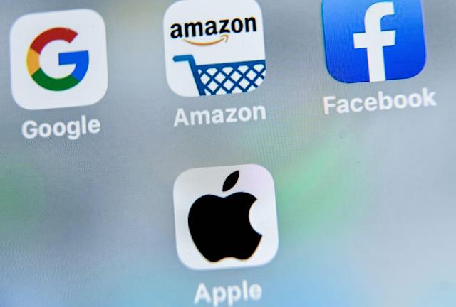 Big tech firms have been accused of tax avoidance. Photo: Denis Charlet/AFP via Getty Images