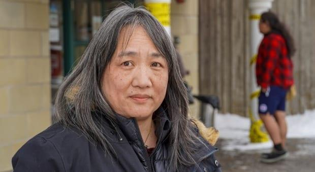 Connie Siedule, executive director of Akausivik Inuit Family Health Team, says she gets lots of questions about why her community is part of the priority vaccine rollout.