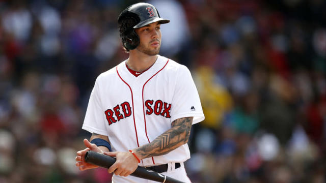 Blake Swihart rejoined the Red Sox at spring training on Monday after taking the weekend to be with his family following the death of his brother.