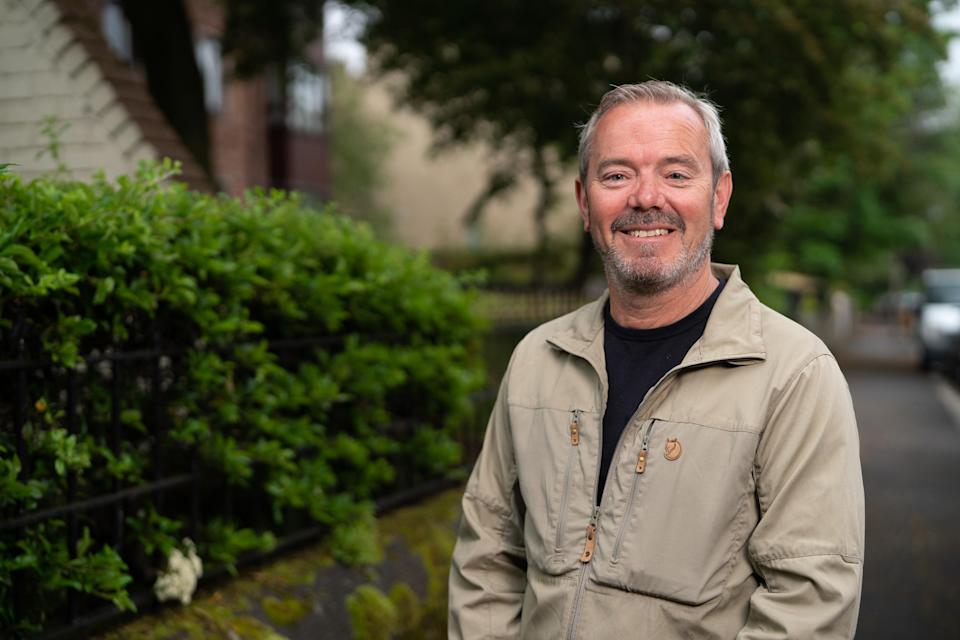 Simon O'Brien (C4/The Great House Giveaway/PA)