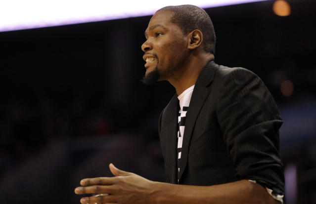 Kevin Durant has another surgical procedure on his right foot