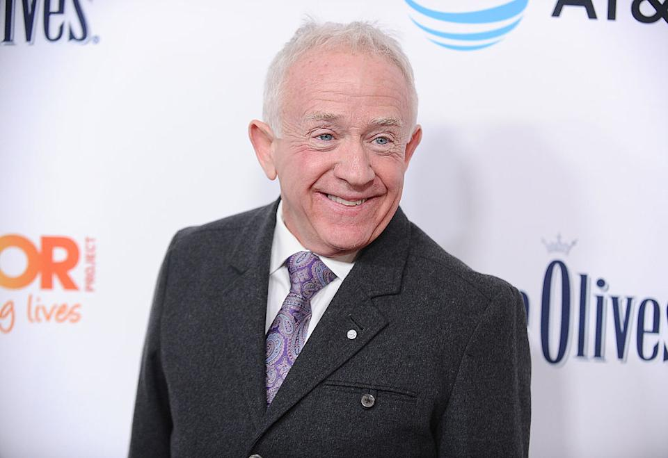 Leslie Jordan was excited to be a part of