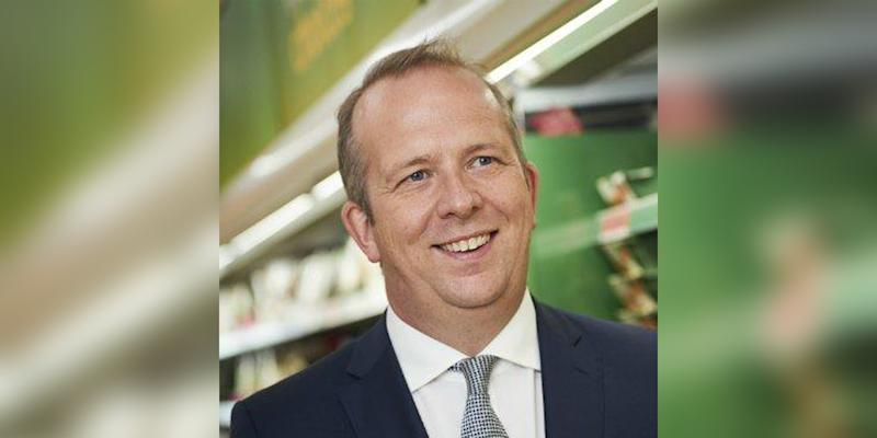 Simon Roberts, Retail and Operations Director, Sainsbury's