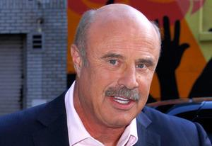Dr. Phil McGraw   Photo Credits: Donna Ward/Getty Images