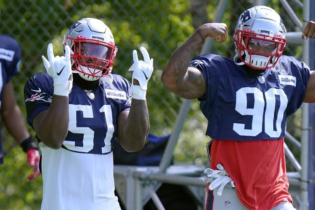 Patriots' young LBs could get playing time early this season