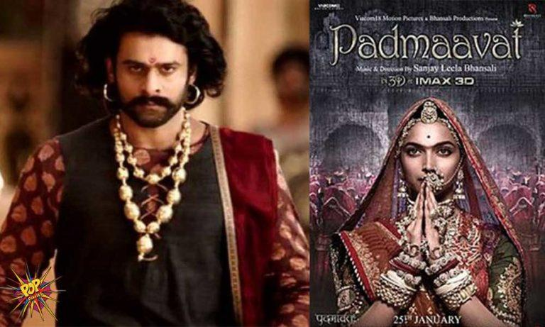 Prabhas Rejected Deepika Padukone's Padmaavat For This Reason!