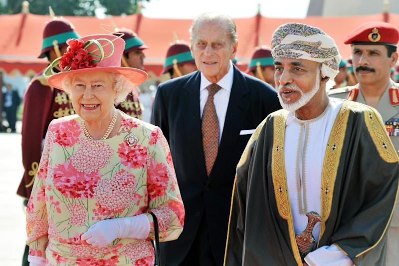 Will Sultan Qaboos' successor be able to step into his shoes? (Picture: PA)