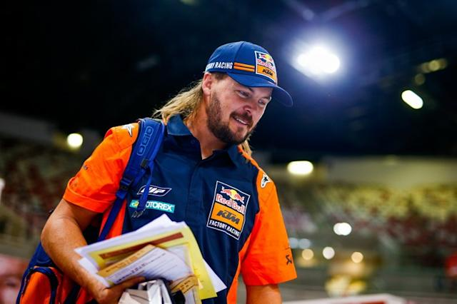 "#1 Red Bull KTM Factory Racing: Toby Price <span class=""copyright"">A.S.O. </span>"