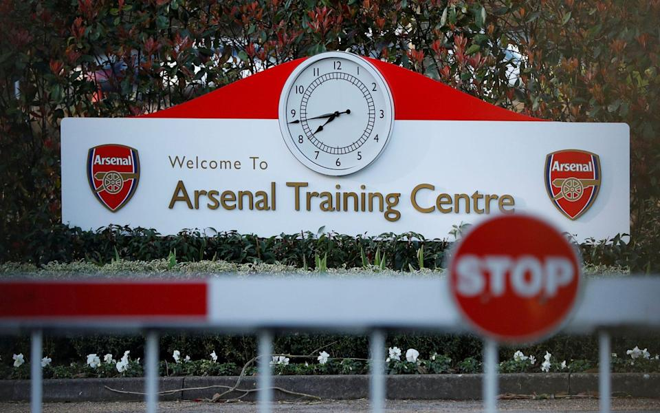 Young players 'devastated' by Arsenal's decision to close down development programme - ACTION IMAGES VIA REUTERS
