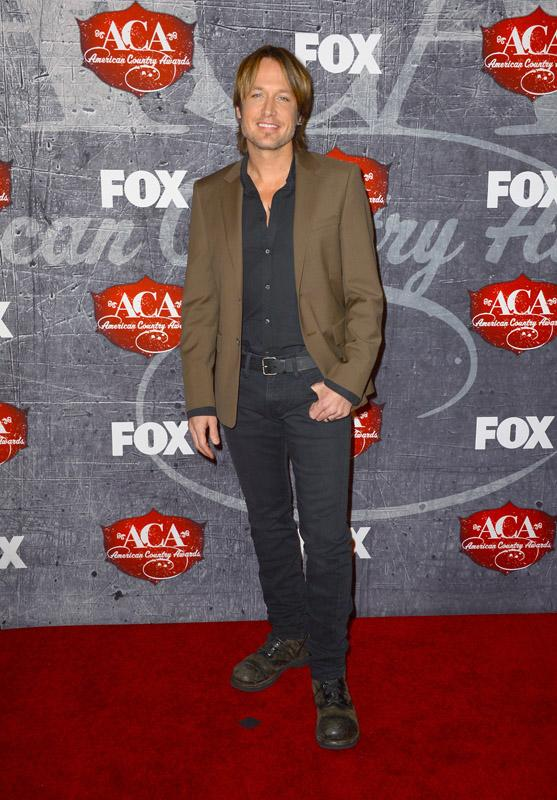 Keith Urban 3rd Annual American Country Awards Las Vegas, NV