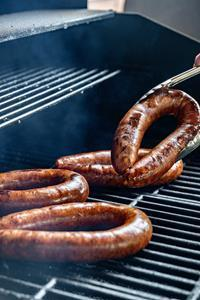 It's National Grilling Month, and Barbecue At Home by Dickey's is celebrating its favorite month of the year by rolling out a new line of artisan craft sausages!
