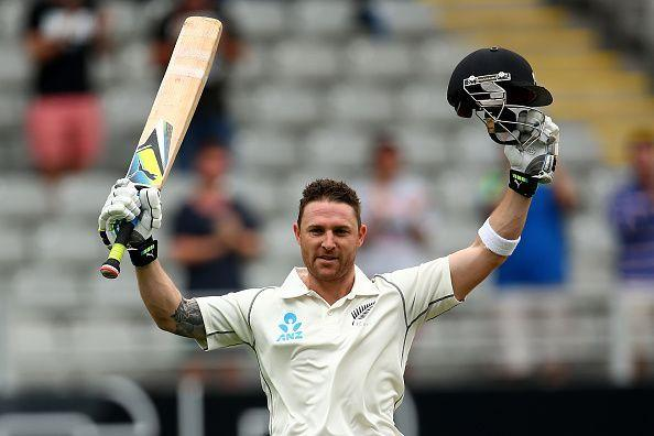 Brendon McCullum smashed the Indian bowlers to all parts