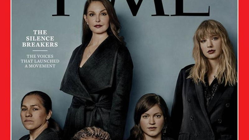 """Time""-Magazin: #MeToo-Frauen bekommen den Titel ""Person of the Year"""