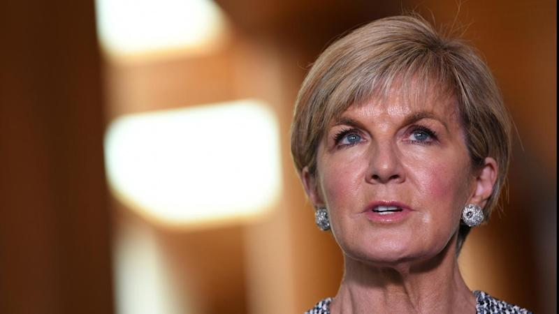 Julie Bishop says North Korea must realise a penalty has to be paid for its provocative behaviour.