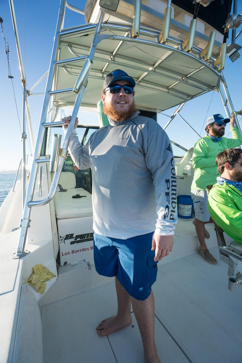 173e1c8e5 Columbia Sportswear Partners With Country Singer Luke Combs