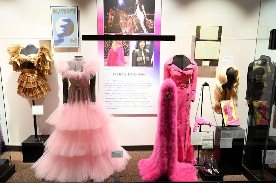 """<p><a href=""""https://countrymusichalloffame.org/"""" rel=""""nofollow noopener"""" target=""""_blank"""" data-ylk=""""slk:Country Music Hall of Fame"""" class=""""link rapid-noclick-resp"""">Country Music Hall of Fame</a></p><p>No matter if you are a die-hard country music lover, or aren't really a fan, this Nashville spot features the history of the genre like no other. Filled with costumes, photos and historic items and instruments, see how country music has changed over the years. </p>"""