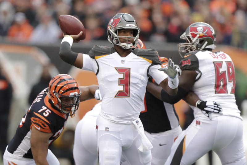 Should Bucs shop Jameis Winston at trade deadline?