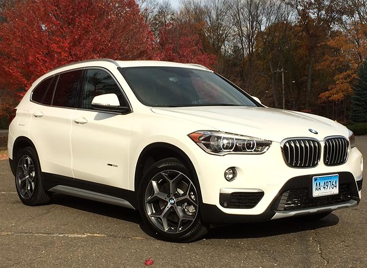 Redesigned BMW X Is More Contemporary But Less Fun - 2016 bmws