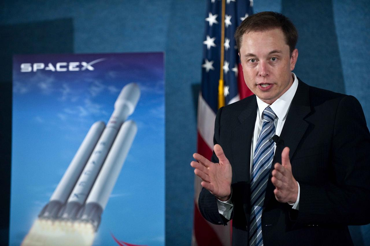 """<p><strong>Space Co:</strong>  The company on every space geek's mind: <a rel=""""nofollow"""" href=""""http://www.spacex.com/"""">SpaceX</a>. </p><p><strong>Enterprises: </strong>Musk has been collaborating with NASA under a $1.6 billion contract to enable colonization of, and space travel to, Mars. Recently, the program has flown 10 cargo missions to the International Space Station in addition to the historic feat of flipping rocket <a rel=""""nofollow"""" href=""""http://www.spacex.com/falcon9"""">Falcon 9</a> in space and landing it upright on a drone ship in January 2017. </p><p><strong>Net worth: </strong>$11.5 Billion<br></p>"""