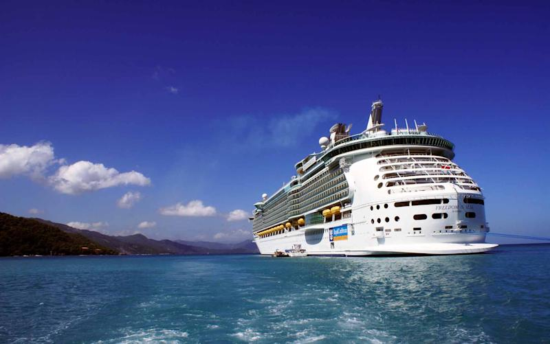 Royal Caribbean says it is assisting with inquiries - ALEXIUZ