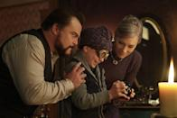 """<p>When a newly orphaned boy is sent to live with his eccentric uncle, it stirs up and ancient paranormal rivalry between witches and warlocks that unearths family secrets. The movie is based on <a href=""""https://www.amazon.com/House-Clock-Walls-Lewis-Barnavelt/dp/0142402575?tag=syn-yahoo-20&ascsubtag=%5Bartid%7C10055.g.28038087%5Bsrc%7Cyahoo-us"""" rel=""""nofollow noopener"""" target=""""_blank"""" data-ylk=""""slk:the excellent YA novel"""" class=""""link rapid-noclick-resp"""">the excellent YA novel</a> by John Bellairs.</p><p><a class=""""link rapid-noclick-resp"""" href=""""https://www.amazon.com/House-Clock-Its-Walls/dp/B07HCVJQR8?tag=syn-yahoo-20&ascsubtag=%5Bartid%7C10055.g.28038087%5Bsrc%7Cyahoo-us"""" rel=""""nofollow noopener"""" target=""""_blank"""" data-ylk=""""slk:WATCH ON AMAZON"""">WATCH ON AMAZON</a> <a class=""""link rapid-noclick-resp"""" href=""""https://go.redirectingat.com?id=74968X1596630&url=https%3A%2F%2Fitunes.apple.com%2Fus%2Fmovie%2Fthe-house-with-a-clock-in-its-walls%2Fid1435215153&sref=https%3A%2F%2Fwww.goodhousekeeping.com%2Flife%2Fentertainment%2Fg28038087%2Fbest-scary-movies-for-kids%2F"""" rel=""""nofollow noopener"""" target=""""_blank"""" data-ylk=""""slk:WATCH ON ITUNES"""">WATCH ON ITUNES</a></p>"""