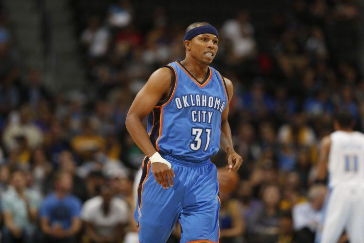 Sebastian Telfair most recently played in the NBA in 2014. (AP)