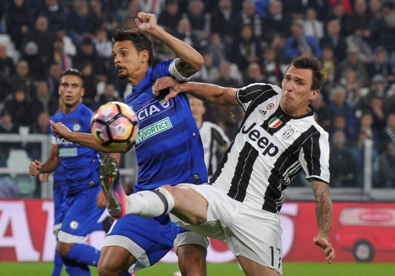 FILE PHOTO: Juventus v Udinese - Italian Seria A