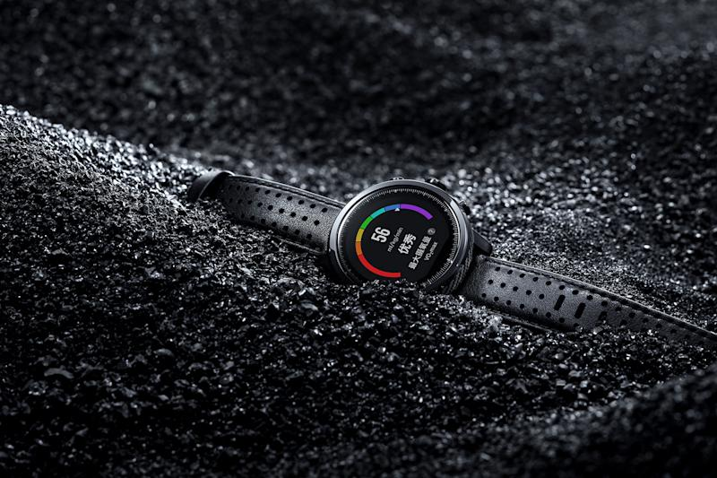Huami's Amazfit Pace wearable fitness tracker.