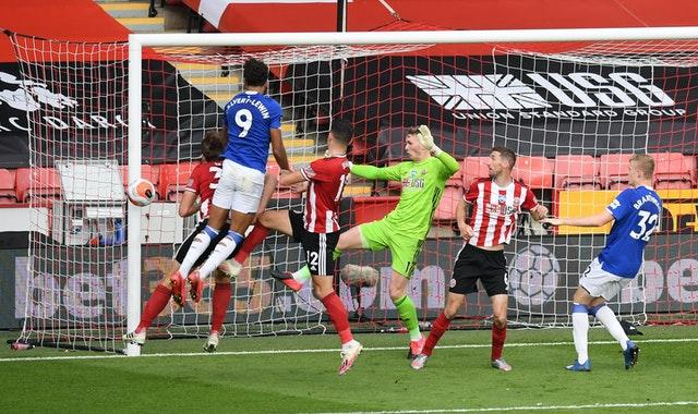 Everton's Richarlison makes the difference as Sheffield United lack bite