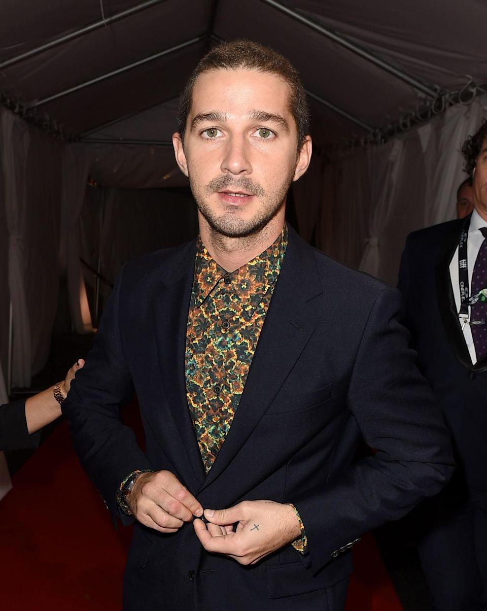 "<p>After the third installment of the <em>Transformers</em> franchise, Shia LaBeouf said that he didn't wish to be included in a fourth film. ""I'm not coming back to do another one,"" LaBeouf told <a href=""http://www.mtv.com/news/1665424/shia-labeouf-transformers-dark-of-the-moon/"" rel=""nofollow noopener"" target=""_blank"" data-ylk=""slk:MTV News"" class=""link rapid-noclick-resp"">MTV News</a>. ""It still is a hot property, I think, especially coming out of the third one. So I imagine they'll reboot it at some point with someone else."" And in fact, that's exactly what director Michael Bay did. Mark Wahlberg took over as the male lead, without a mention of LaBeouf's character, Sam Witwicky. </p>"