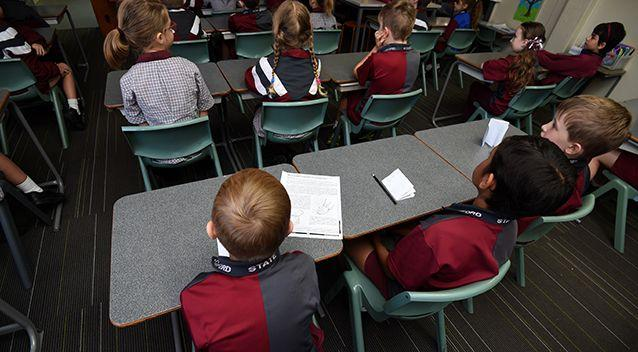 NAPLAN results showed girls performed better than boys. Source: AAP / Stock