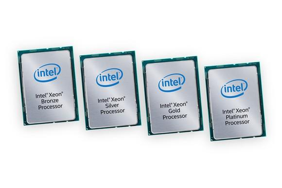 Intel's Xeon Scalable line of processors.