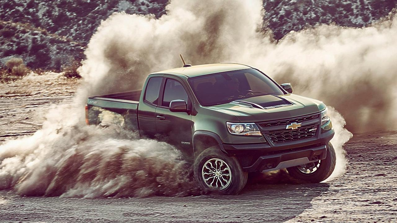 <p>Yep, you guessed it. The Chevrolet Colorado, which is mechanically identical to the GMC Canyon that we just saw on this list, matches its sibling with an identical rating of just 0.8%. As was the case with the Canyon, that's well below average for the light-duty truck segment.</p>
