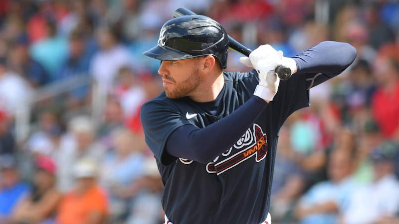 Braves' Freddie Freeman details scary coronavirus battle