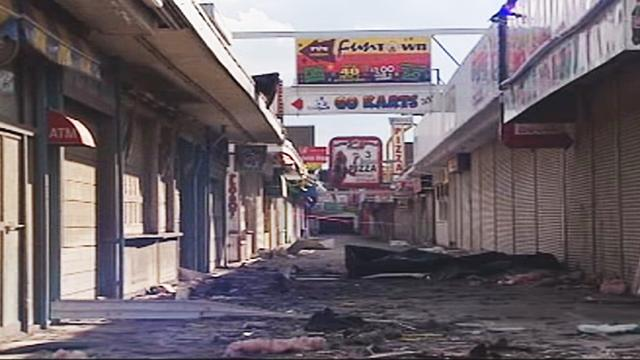 Eerie Scenes From NJ Town After Sandy