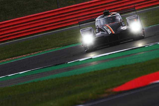 Why Smith came out of retirement for Ginetta