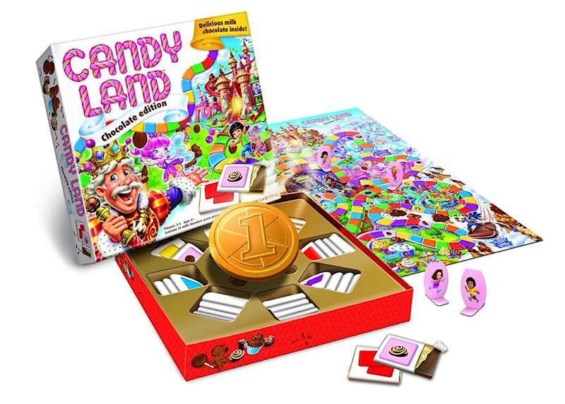 Now There's a Version of Candy Land Made With Real Candy