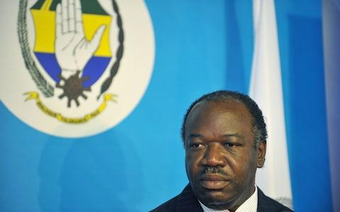 Gabon has been plunged into uncertainty as Ali Bongo has remained abroad since having a stroke in October - Credit: ISSOUF SANOGO/AFP/Getty Images