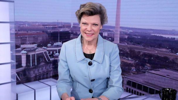 PHOTO: Cokie Roberts joined ABC News in 1988 and won the Edward R. Murrow Award and Walter Cronkite Award for Excellence in Journalism. (Heidi Gutman/ABC)